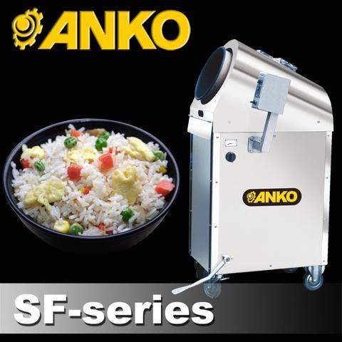 Taiwan ANKO Automatic Chinese Food Fried Rice Machine