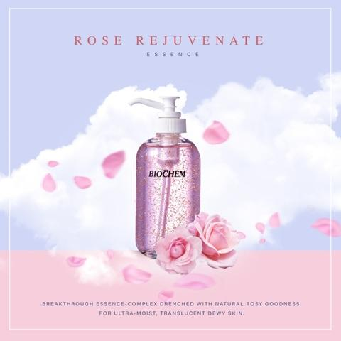 Rose Rejuvenate Essence  -120ml