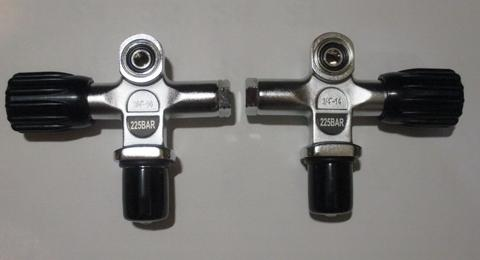 Left and Right Valve