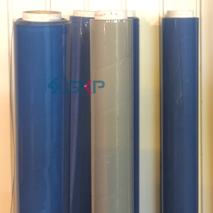 Taiwan 1mm Pvc Sheet Laminated Thick Plastic Sheet Rolls