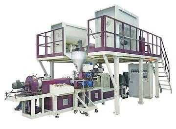 CO-ROTARY TWIN SCREW EXTRUSION LINE