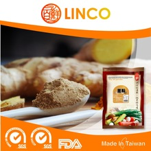 Taiwan High Quality Dried Ginger Production Powder Type Price
