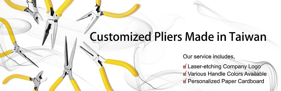 S-Turbo Octopus OEM Customized Pliers Made in Taiwan