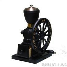 Single Wheel Coffee Mill