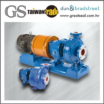 Taiwan ANSI Goulds 3196 Chemical Flow Transfer Centrifugal Pump for