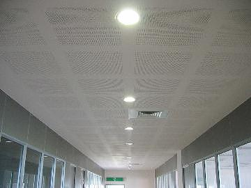 Taiwan Perforated Gypsum Ceiling Board Kuan Show