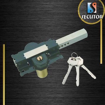 Taiwan Long Latch Bar Double Locking Bolt Garage Door Rim Lock