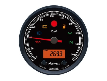 Taiwan Mechanical Speedometer for Motorcycle Digital
