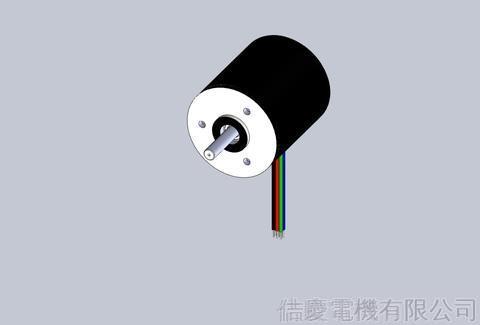 Brushless Motor (inner rotor) Φ33mm
