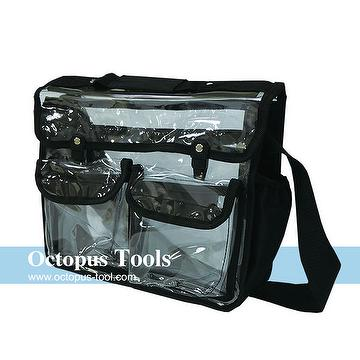 Cleanroom Tool Bag 370x300x120mm w/ Buckles