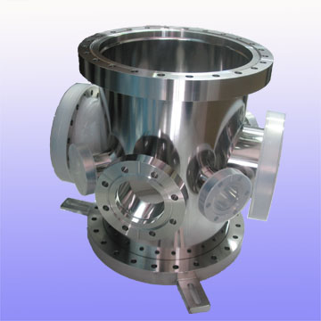 VACUUM CHAMBER: customize vacuum chambers, for high vacuum application, plasma research, high energy physical research