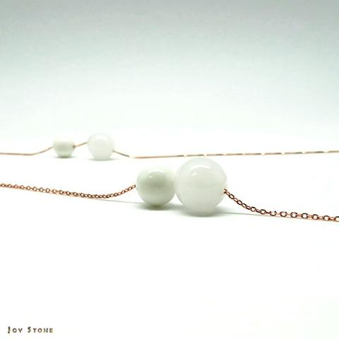 Giant Clam Pearl June S925 Diffuser Necklace