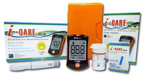 DS-W Blood Glucose Monitoring System