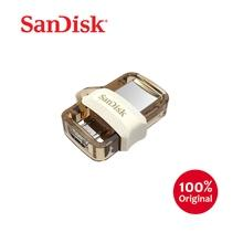 Sandisk Flash Drive Gold USB 3.0 Ultra Dual OTG