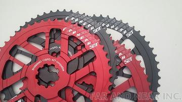 52T Extended Cogs