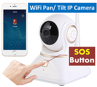 WiFi PT IP Camera (2.0MP)