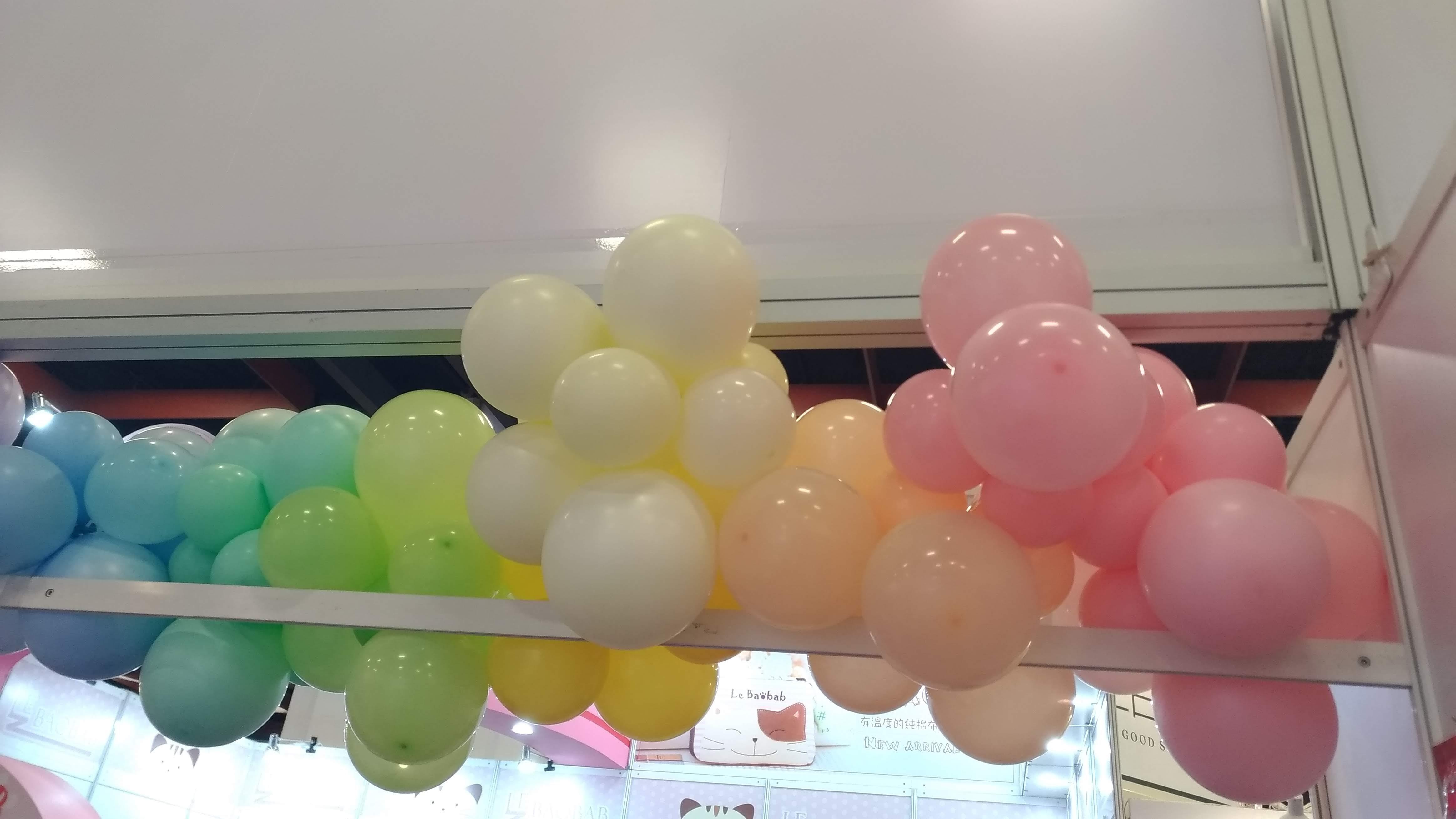 Pastel Balloon Garland Kit Macaron Balloon Arch Taiwantrade Com