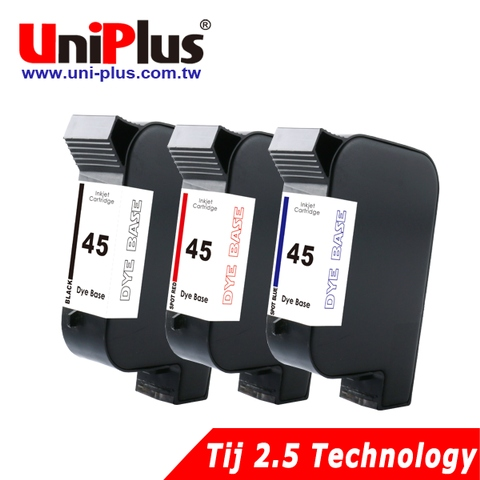 HP45 inkjet cartridge for industrial printer  (TIJ 2.5)