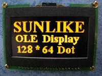 OLED Mono Display Module