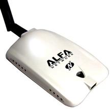 Taiwan Alfa AWUS036NH 802 11n WIRELESS-N USB Wi-Fi adapter 2W