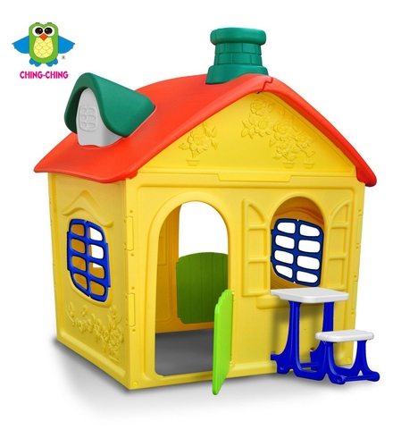 OT-16 wonder house with table & chair- toy