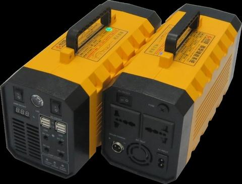 ES-500A 453Wh Portable Power Supply