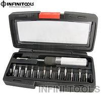 13-piece ALL-PURPOSE Impact Screw Extractor Bits Set