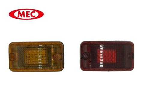 truck and bus led side lamp yellow color
