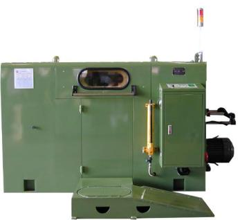 Double Twist Bunching Machine - for twisting copper wires / PVC wires