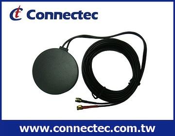 Taiwan GPS GSM antenna vehicle antenna Car GPS Antenna Combo gps