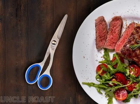 Scissors stainless steel food grade
