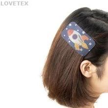 Space Rocket - Hair Bang Sticker