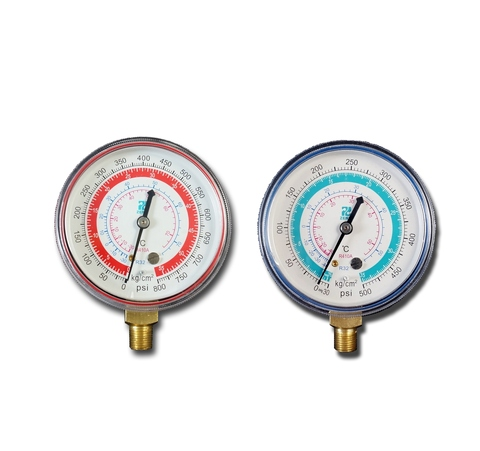 Taiwan Refrigeration gauge for R410A & R32 | Taiwantrade