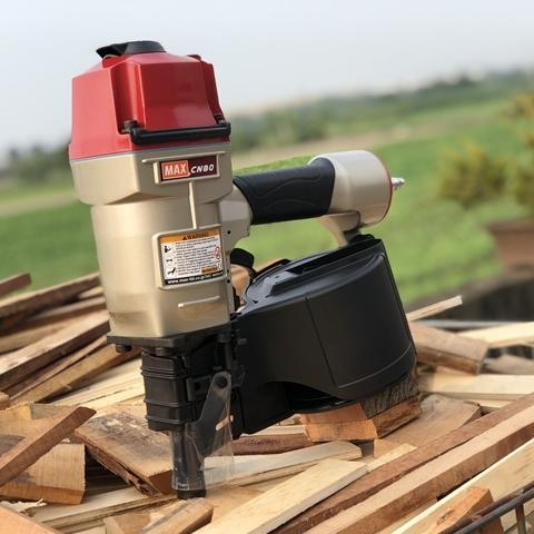 MAX CN80 Industrial Coil Nailer by Taiwantrade