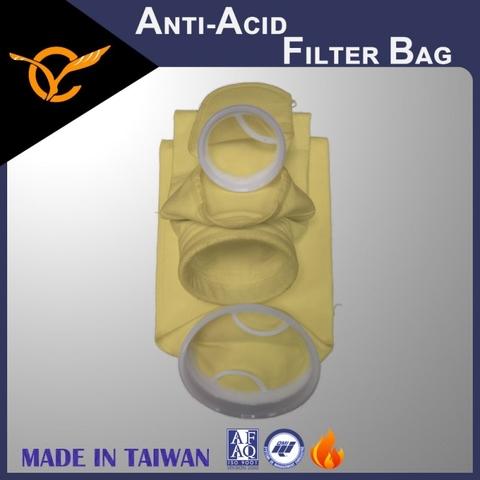 PTFE Filter Bag For Carbon Materials Plant
