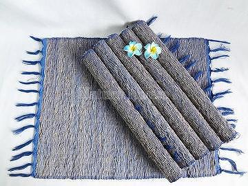 Placemat, table runner, tablemat, runner, coaster, coaster set, Table top and home décor