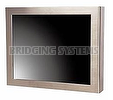 Bridging Systems' Rugged IP66 Stainless Steel Touchscreen Panel PC