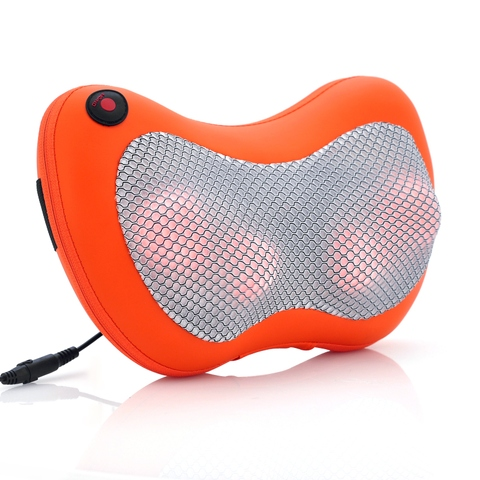 2017 New Deisgn Electric Neck and Shoulder Massage Pillow with Heat