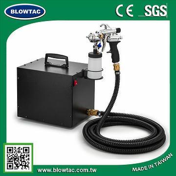 TB-200 hvlp silent paint sprayer