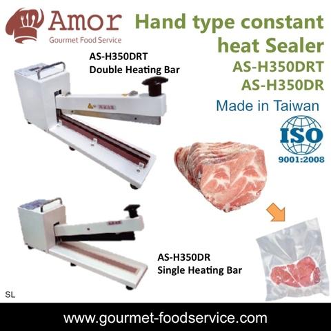 Taiwan Customization Supplier Food Packing Heat Sealing