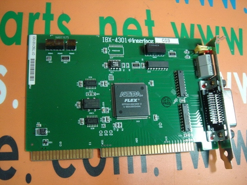 INTERFACE IBX-4301