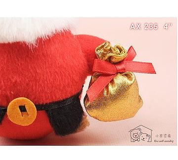 Stuffed toys - Little Santa Claus