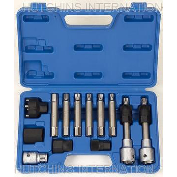 13PCS COMPLETE KIT FOR BOSH TYPE ALTERATION