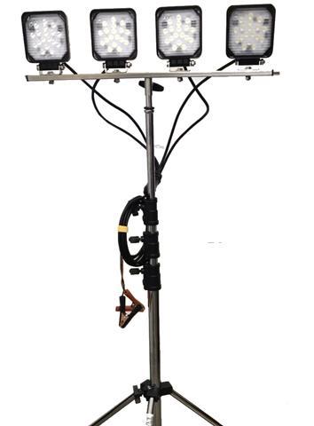 PD-C-PL4-G  IP66 portable soccer field light