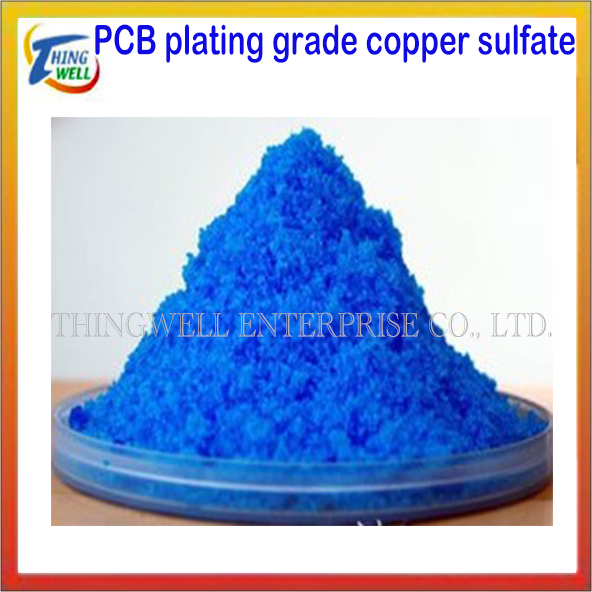 Taiwan Copper Sulphate, Electroplating grade, Feed grade