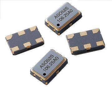Fiber Optical Transceiver, 5x3.2mm SMD LVDS Crystal Oscillator