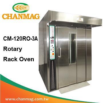 Rotary Rack Oven (Chanmag Bakery Machine)