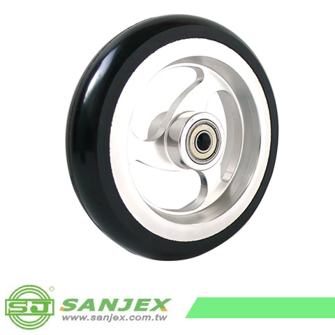 Sanjex Alloy Core Wheelchair Castors
