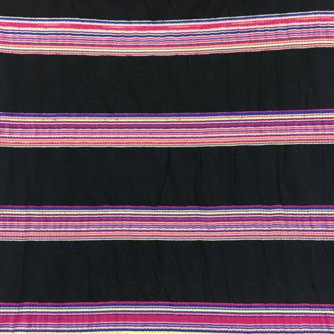 Jacquard stripe fabric