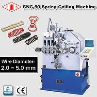 CNC-50 Wire Bending Machine
